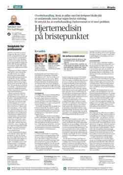 Faksimile Aftenposten 17. juni 2013