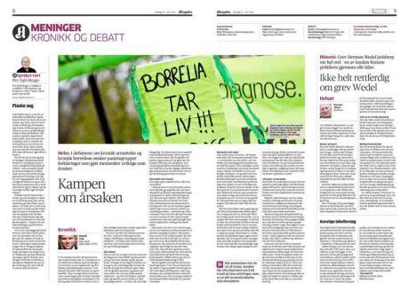 Denne kronikken sto på trykk i Aftenposten 21. mai 2014.